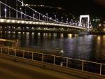 Budapest. ponte sul Danubio