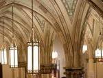 la volta della St. Anne's Church di Tecumseh (Canada)