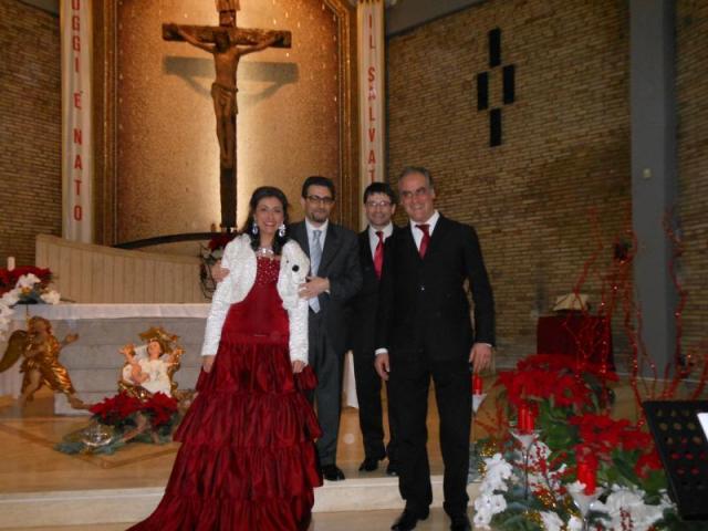 Angela Nicoli, Francesco Marino, Luigi Mastracci, Cesidio Iacobone