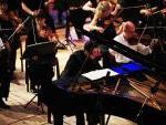 "La MAV Symphony Orchestra di Budapest esegue ""Sorgente"" di Francesco Marino"