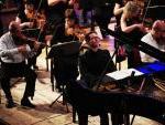"""La MAV Symphony Orchestra di Budapest nell'esecuzione di """"Sorgente"""" Francesco Marino"""