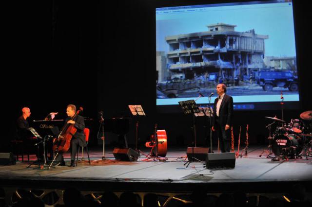 "il Trio Diapason esegue 'Oizìruam: Caduti di Nassiriya"" del M° Francesco Marino"
