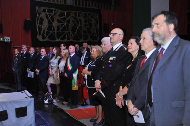 Concerto per il Bicentenario della Fondazione dell'Arma dei Carabinieri 1814-2014
