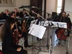 """il Quartetto d'archi """"Ascolta la Ciociaria"""" esegue 'Caporetto' del compositore Francesco Marino"""