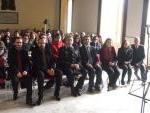 studenti dell'Istituto di Istruzione Superiore 'Tulliano' di Arpino